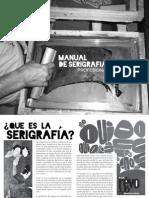 Manual Serigrafia Profesional Final