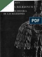 Bleeker Jouco Manual de Historia de Las Religiones
