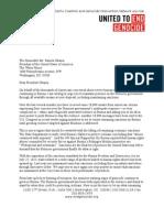 7.25.13 Burma Letter to Obama