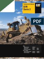 Catalogo Tractor Cadenas d7r Serie 2 Caterpillar