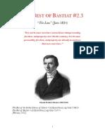 INGLES- Bastiat Best of,  2.3 Law 1850.pdf