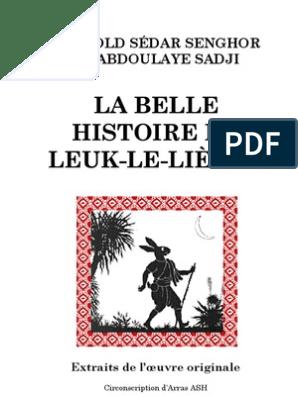 LIEVRE BELLE LE LA HISTOIRE TÉLÉCHARGER LEUK DE