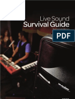 Live Sound Survival Guide Web