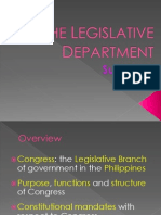thelegislativedepartment