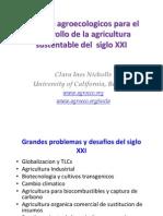07 Nicholls; Desafíos agroecológicos