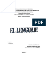 El Lenguaje II