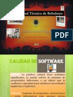 Calidad de software diapositiva.pptx