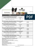 1 Lista de Precios Alimentos Precept Plus 042013