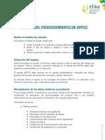 2.3.Etapas Del Procedimiento de APPCC