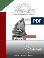 Autocad 3d SENA