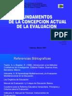 Presentación de evaluación educativa[1]
