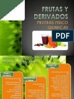 Frutas y Derivados