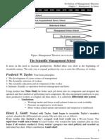 Evolution of Management Theories.docx
