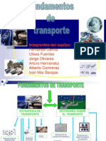 transporte costos