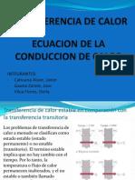 ECUACION DE LA CONDUCCION DE CALOR.pptx