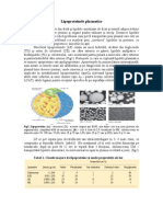 Lipoproteinele plamatice