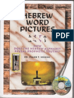 Hebrew Word Pictuers Cover