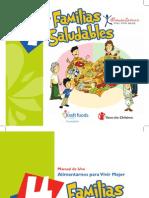 Familias Saludables Manual Kraft
