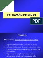 Clase 1. Valuacion de Minas (1)