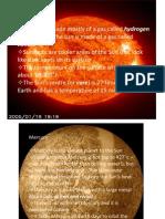 Planets Display