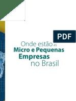 Onde Estao as Micro e Pequenas Empresas No Brasil