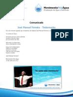 Testemunho Jose Manuel Ferreira
