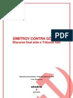 Discurso de Dimitrov Ante Os Tribunais Nazis