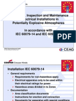 26 Juni Inspection and Maintenance Electrical