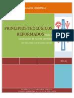 Principios Teologicos Reformados