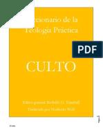 Diccionario de la Teología Práctica
