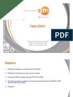 Edac 2009 Taller Ors 2