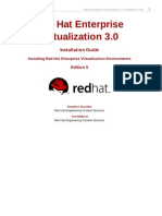 Red Hat Enterprise Virtualization 3.0 Installation Guide en US