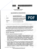 Hoja Informativa 421- Decreto de Urgencia 067-2009