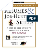 Resumes and Job-Hunting Skills