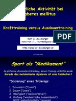Diabetes Sport