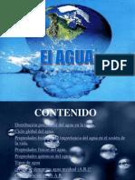 Generalidades Agua.2009