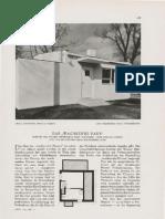 Casa Creciente 1932 Alemania