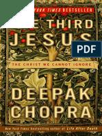 The Third Jesus, by Deepak Chopra - Excerpt