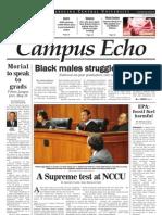 Campus Echo 04/22/09