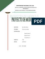 Proyecto Modulo Viii