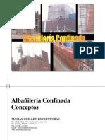 CURSO DE ALBAÑILERIA - ANALISIS Y DISEÑO PERUANO