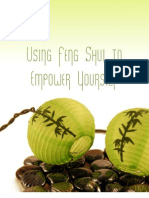 Using Feng Shui to Empower Yourself