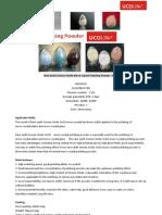 Rare Earth Cerium Oxide Micro-Crystal Polishing Powder -558-1