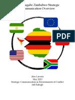 Zimbabwe StratComm Strategy Oveview