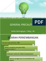 General Precaution