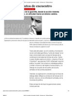 FARC los puntos de encuentro, Opinión - Semana