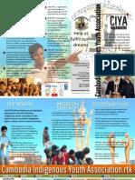 CIYA-Ratanakiri Brochure