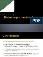 Sindrome Pre Menstrual