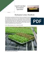 Cornell CEA Lettuce Handbook