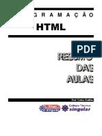 Resumo HTML 2012 v1